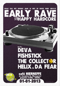 EARLY RAVE & HAPPY HARDCORE